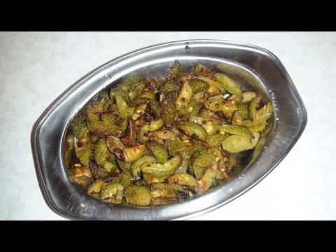 Khana khajana videos kantola sabji indian khana khajana videos kantola sabji indian gourd curry indian hindi recipe forumfinder Choice Image