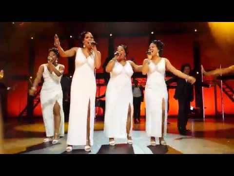 Dreamgirls NL - One Night Only, Carré 16-2-2015