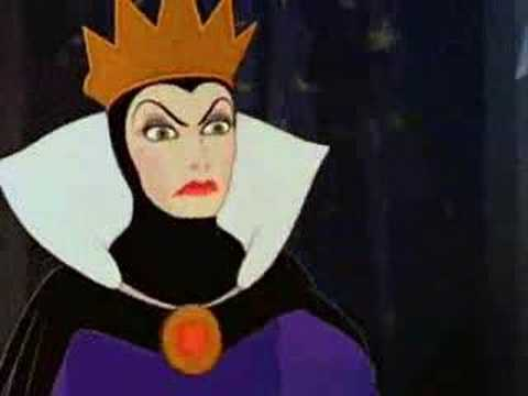 Evil queen s transformation part 1 czech youtube