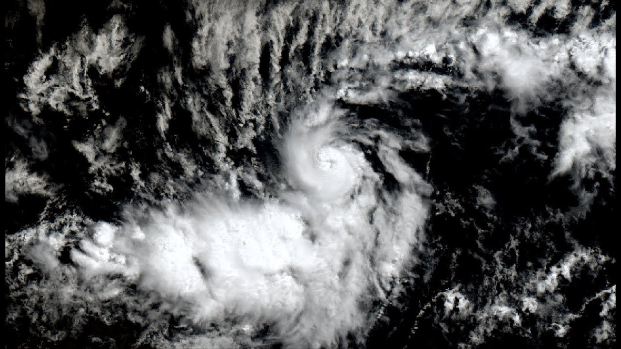 Tiny Hurricane Beryl Intensifying, May Reach Lesser Antilles as a Hurricane ...