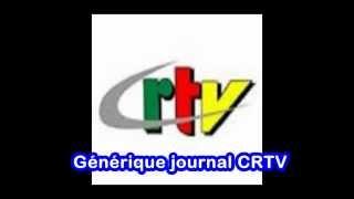 Générique journal CRTV  RADIO