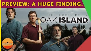 The Curse of Oąk Island: Rik Lagina Says The Team Is Close To Big Discovery.