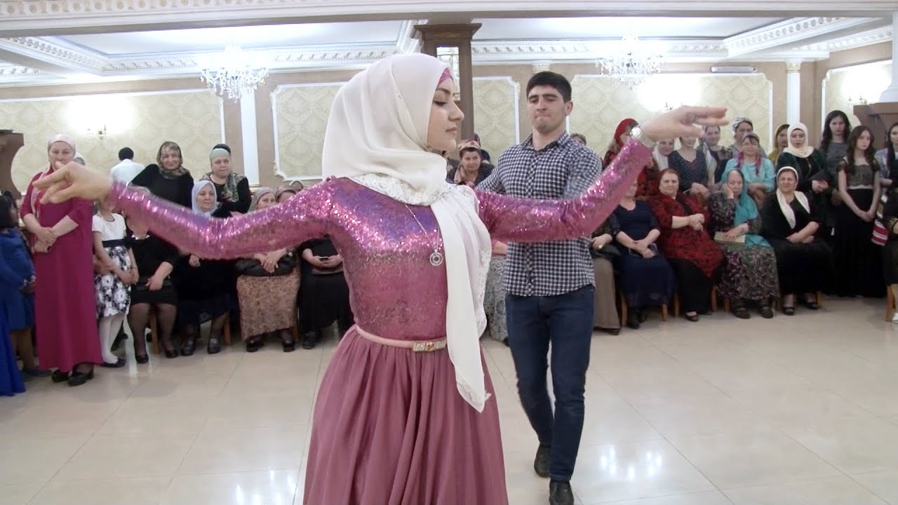 Свадьба чеченский 2016