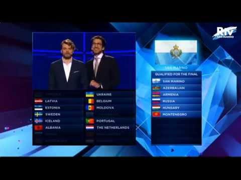 Eurovision 2014 - San Marino did it!