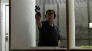 Bullseye Pistol