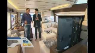 Boat Xperience - Programa Hoje em Dia - Embarcação Prestige 750