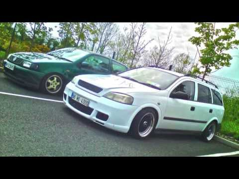 98 Vauxhall Astra Estate G Mk4 , Project so far