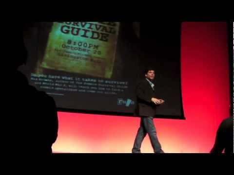 Zombie Survival with Max Brooks