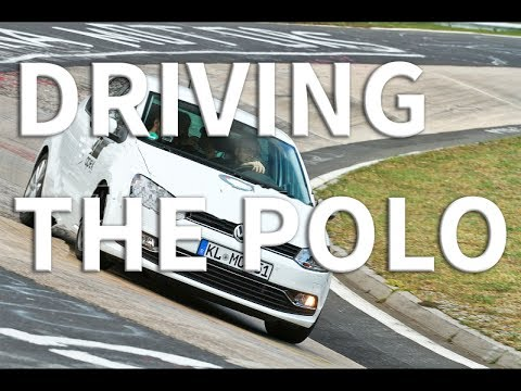 FIRST TIME DRIVING THE NÜRBURGRING | With Misha Charoudin in the APEX VW Polo