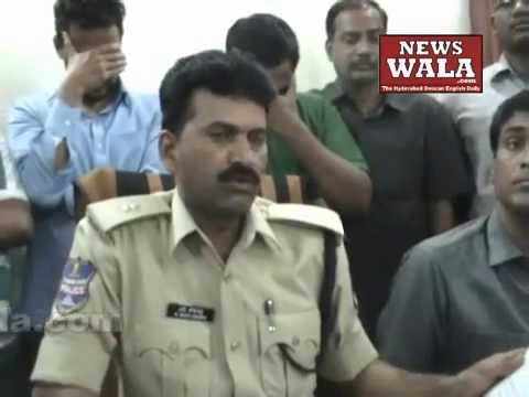 Duplicate and fake certificate makers arrested by hyderabad police duplicate and fake certificate makers arrested by hyderabad police youtube yelopaper Choice Image
