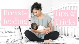 BREASTFEEDING TIPS FOR NEW MOMS | What I wish I'd known! | Mariah Leeanne thumbnail