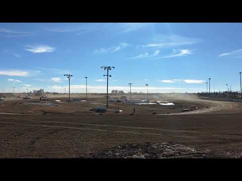 I-76 Speedway Heat 1 Hobby Stock 1/7/2018