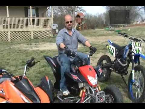 Video review of roketa atv 04 250cc atv youtube swarovskicordoba Images