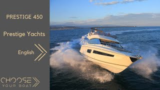 PRESTIGE 450 by PRESTIGE YACHTS (English)
