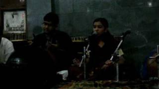 practical class - carnatic music Kartika Mohan
