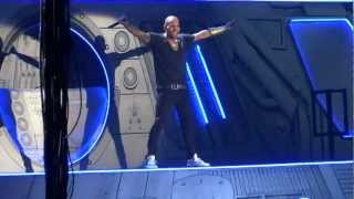 Chris Brown live Turn up the music 2012 Berlin, Germany HD-Carpe Diem Tour