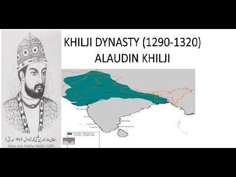 Medieval History |Khilji Dynasty|Alauddin Khilji|Delhi Sultanate