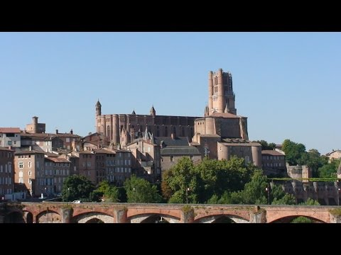 CATHEDRAL OF ALBI, ALBI, FRANCE