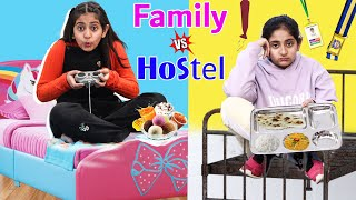 Family vs Hostel Life l MyMissAnand