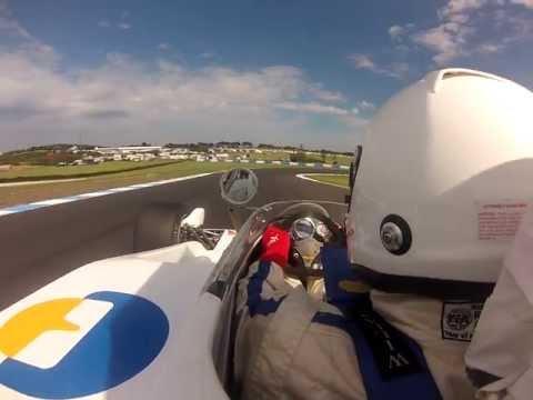 Richard Davison Lola F5000 Phillip Island 2013