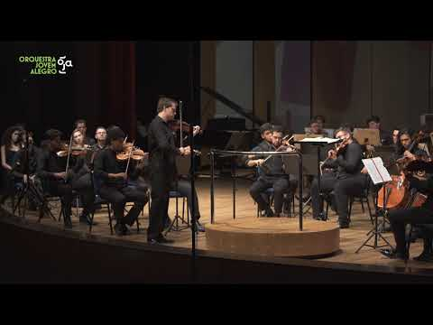Astor Piazzolla | Oblivion | Solista Alejandro Aldana (4K)