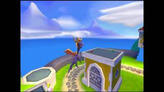 Well I guess this works - Spyro Year of the Dragon (PC)