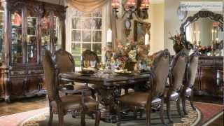 Essex Manor Dining Room Collection From Aico Furniture