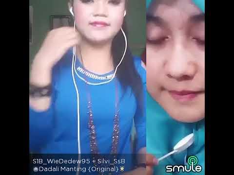 Semule lagu Sunda Dadali Manting,