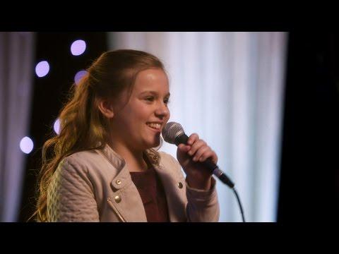 Maisy Stella (Daphne) and Will Chase (Luke) Sing