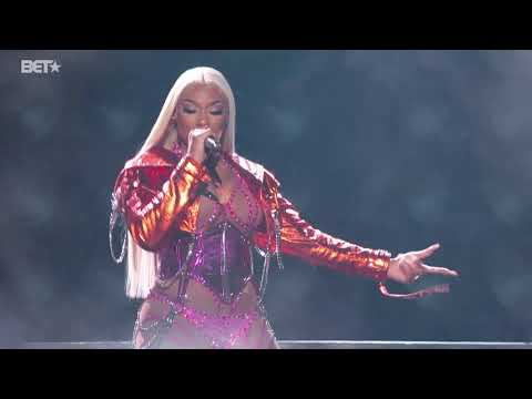 DJ Khaled, Meg Thee Stallion, Da Baby, H.E.R., Lil Baby & Lil Durk Perform   2021 BET Awards