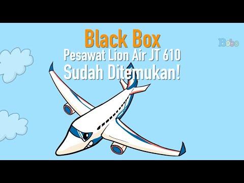 Black Box Pesawat lion Air JT 610 Sudah Ditemukan! Apa itu Black Box? Mp3