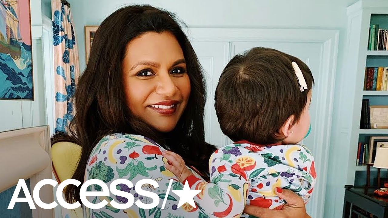 Why Mindy Kaling Won T Reveal The Identity Of Her Daughter Katherine S Father Youtube