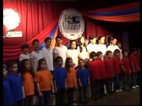 Armenian School in Sharjah Ամավերջի Հանդէս Օհաննէսեան Վարժարանի 2010-2011 Part 2 of 4