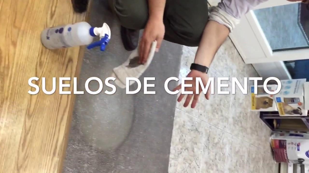 Como hacer cera casera para pisos de cemento