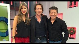 """Quiero mucho a Colombia"": Christophe De Geest"
