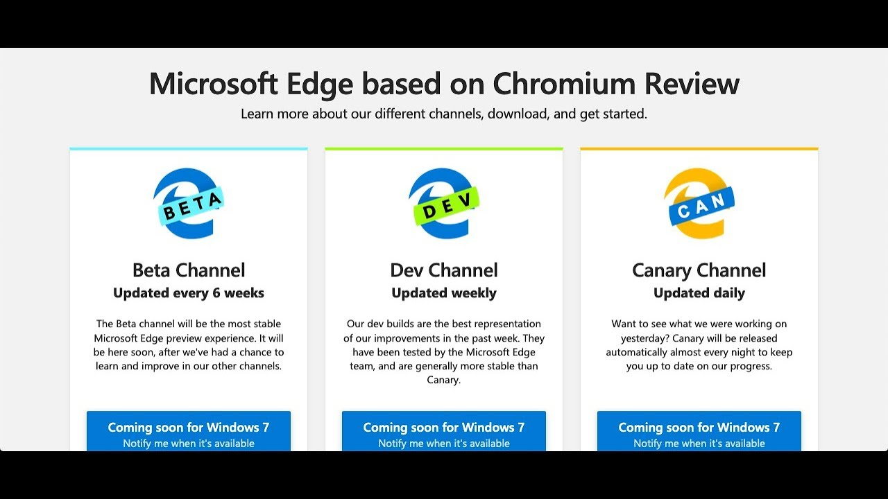 Microsoft Edge Built on Chromium Review: Chrome without Google Stuff