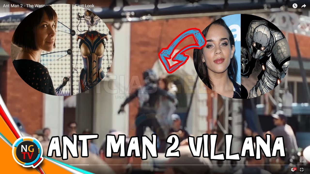 Marvel's 'Ant-Man and the Wasp': News, Rumors, Cast, Trailers, and