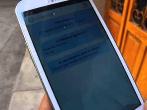 [BeMyApp Android] Démo de l'app Ma Santé Mobile