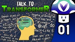 [Vinesauce] Vinny - Talk to Transformer #01