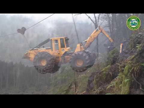 NW Oregon Area 2016 Operator of the Year, Wayne Stone Logging, Inc.