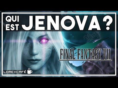 Lore+Café #3 - La Calamité des cieux de Final Fantasy VII