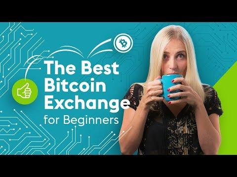 Best Bitcoin Exchange for Beginners - Buying Bitcoin - 4 Minute Tech