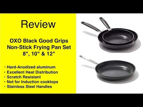 """OXO Good Grips Non-Stick 12/"""" Open Frypan"""