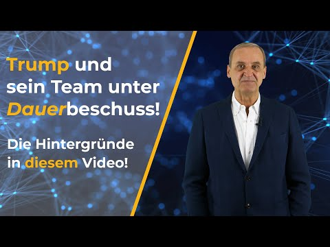 Trumps Stuhl wackelt - Die Hintergründe des Dauerbeschusses | Florian Homm
