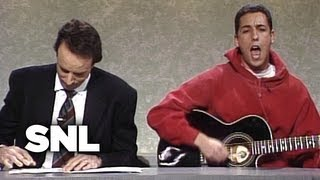 Weekend Update: Adam Sandler On Valentine's Day - SNL