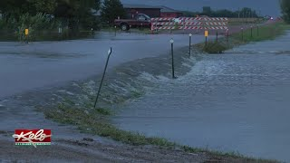 Lincoln County Roads Flood; Emergency Manager Offers Warnings