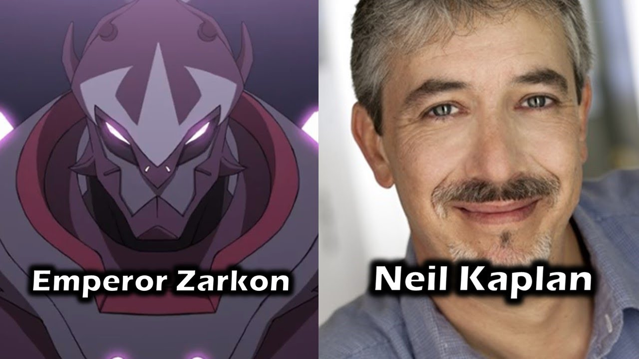 Download Characters and Voice Actors - Voltron: Legendary Defender (Season 4)
