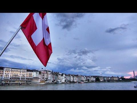 VLOG Tag 1 - Der Business Class Flug Singapore - Schweiz - Basel, Schweiz