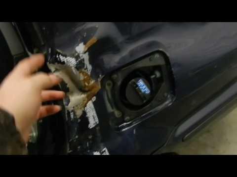 Кузовной ремонт  Toyota Corsa/