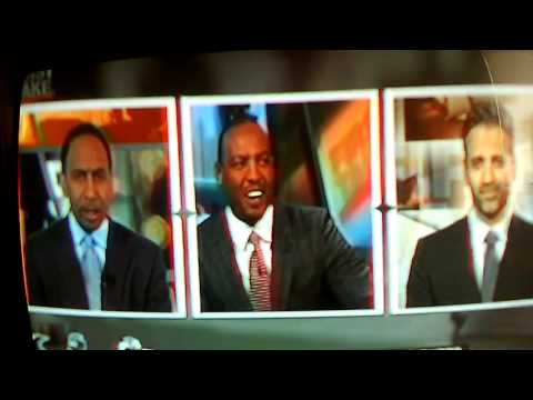Steven A. Smith calling out Darren Woodson